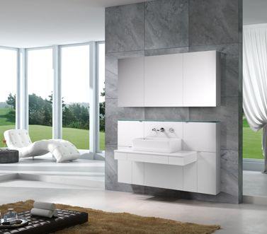 西文卫浴新品浴室柜 G8004