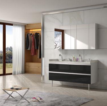 西文卫浴定制浴室柜 G400T
