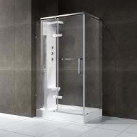 西文卫浴简易淋浴房