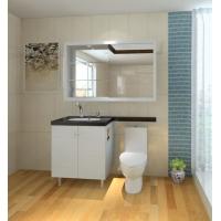 模块化定制卫浴-西文浴室柜