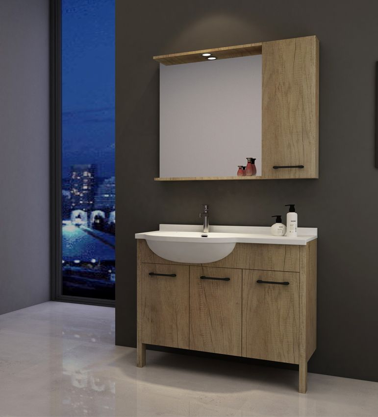 定制浴室柜 M9001