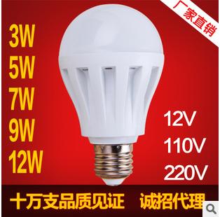 厂家直销LED球泡灯_走廊LED球泡灯