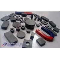 铁氧体切割磁铁,磁选机磁铁,铁氧体大圆环方块块磁