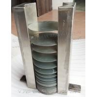 冲床用铁板分张器 定做V型铁板分层器  带底座带定位孔