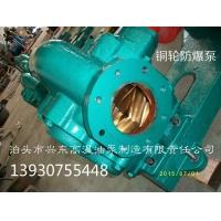 兴东油泵KCB-633T 防爆齿轮油泵