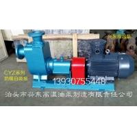 兴东油泵100CYZ-40石化防爆自吸泵
