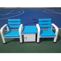户外铸造铝合金休闲凳 公园长凳换鞋凳更衣室浴室凳子