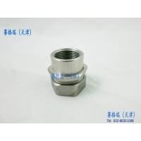 金属软管接头  内螺纹接头  不锈钢接头