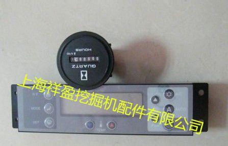 神钢200-8挖掘机空调控制面板