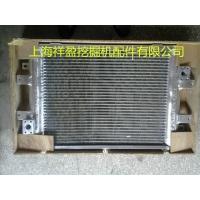 沃尔沃360B挖掘机液压油散热器