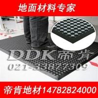 【食品仓库工业防尘地板】40*40格栅防尘地板/超耐磨工业地