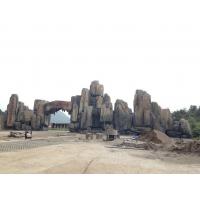重庆|全国手工水泥假山景观设计施工