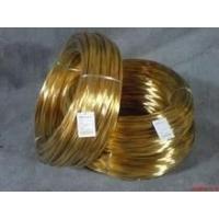 供应弹簧专用H65黄铜线