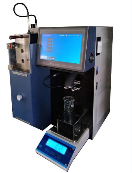 全自动煤焦油馏程测定仪(重量法)