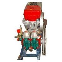 高山输水泵,山区植树造林浇水专业隔膜泵