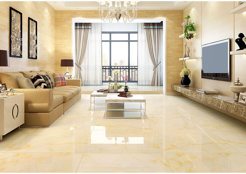 小天鵝瓷磚�;u客廳地磚釉面磚防滑地板磚拋光磚