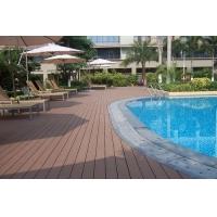 南京户外低碳环保新材料塑木地板