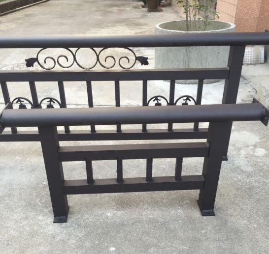 湛恒 铝合金护栏 工程楼盘护栏