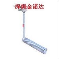 供应L型金诺达螺旋铁氟龙电热管