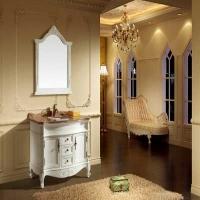 成都前锋世家卫浴  前锋经典浴室柜qf001