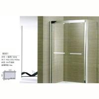淋浴房-B型不锈钢系列-B001