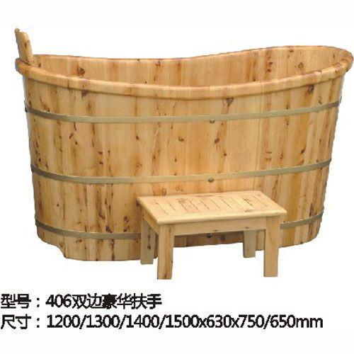浴室木桶设计参考图片大全