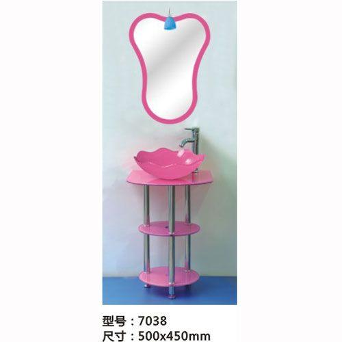 泰美家卫浴-玻璃盆系列