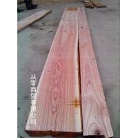 蒸汽烘干的红椿木、香椿木板材大量供应