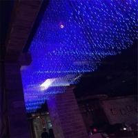 豪华大气客厅酒店大堂传统金色水晶灯吸顶灯LED长方形水晶工程