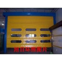 电动高速堆积门  自动感应快速门  工业堆积门