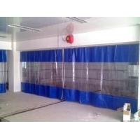 洗车房防水移动门帘  防水挂帘