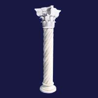 南京石膏线条厂-石膏罗马柱-南京金力石膏线有限公司