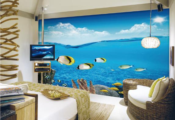 销售辰韵Y-300型生态瓷砖丨电视背景墙丨微晶石大板