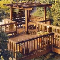 芬兰木质庭院厂家制造