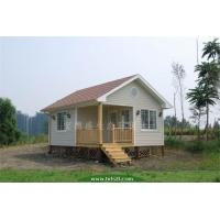 生态木组合屋、生态木环保可移动木屋