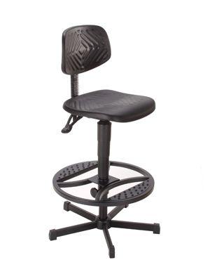 德国MEY工作椅W1-H-PU-FR4,工业椅,实验室椅子