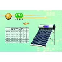 北大博士园太阳能热水器