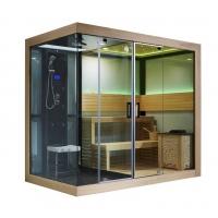 【厂家直销】蒙娜丽莎 干蒸湿蒸 干湿蒸房 蒸汽桑拿淋浴房