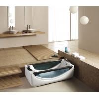 1.82米五件套龙头带双面钢化玻璃室内单人家用按摩浴缸