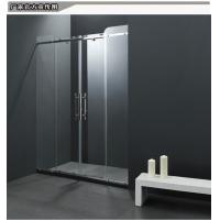 1.5米平移式简易整体淋浴间淋浴冲凉房淋浴隔断浴室