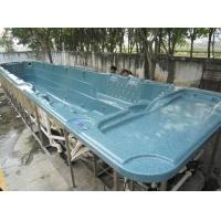 厂家直销  蒙娜丽莎户外浴缸独立式spa泳池按摩冲浪亚克力M
