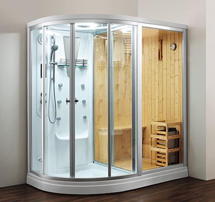 【厂家直销】蒙娜丽莎豪华整体淋浴房 干蒸湿蒸三用