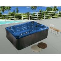 3米多人亚克力按摩冲浪浴缸免安装免土建接水电即用