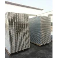 中春 净化工程专用中空玻镁彩钢板 0.45中空玻镁净化夹芯板