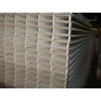 优质中空玻镁手工板 A级中空玻镁彩钢板 中空玻镁净化板