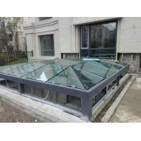 下沉庭院采光窗 可用于通风换气