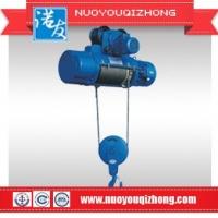 钢丝绳电动葫芦-单双速钢丝绳电动葫芦