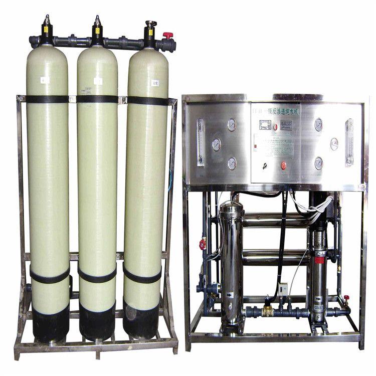 偃师市直销反渗透设备  0.5t hRO纯水设备