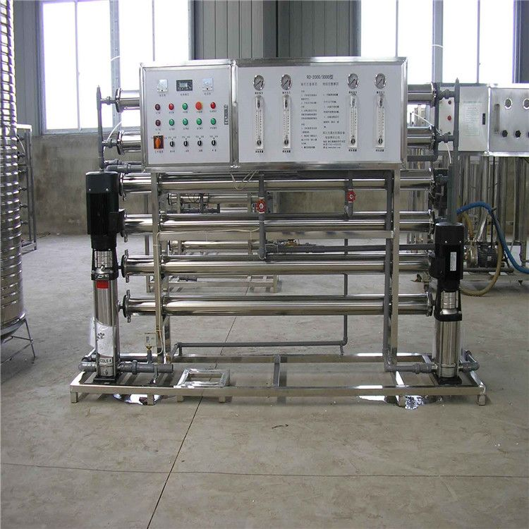 反渗透设备 工业纯水设备 大型RO直饮水设备