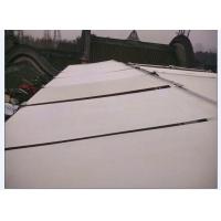 卉森庄园项目风光雨感应控制室外FSS天棚